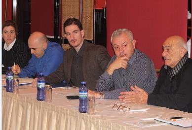 Civil Society Promoting DCFTA in Georgia