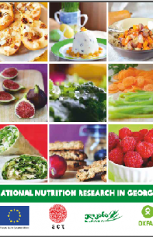 NATIONAL NUTRITION RESEARCH IN GEORGIA
