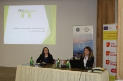 100 Resilience Cities- Tbilisi Forum